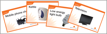 What uses electricity most quickly?